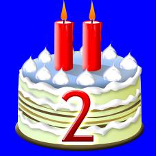 Geburtstagskuchen-2jahre