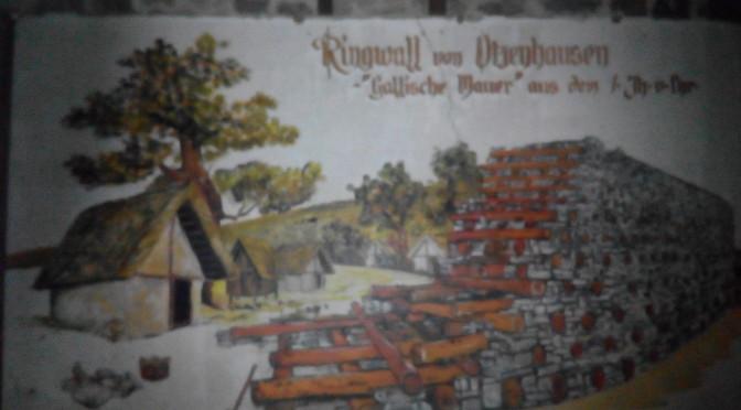 Ausflug zum keltischen Ringwall
