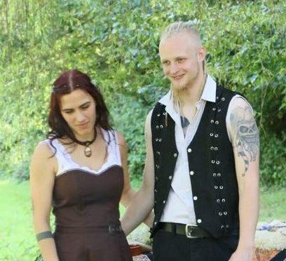 Eheleite Sonja und Dennis