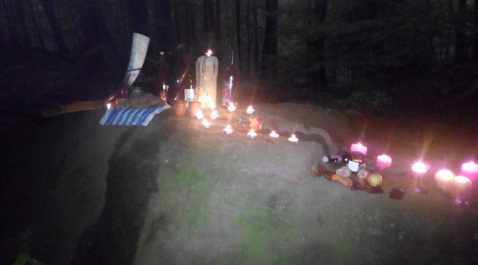 Ahnenfest/ Winternacht/ Samhain 2016