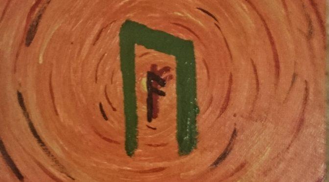 Farbenbasierte Runenmeditation auf Uruz, Fehu und Ansuz